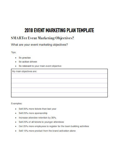 event-marketing-plan-sample
