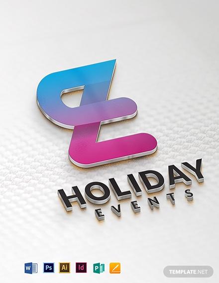 9  event company logo templates