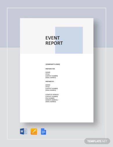 event-report-template