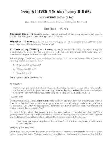 example-of-church-lesson-plan-template