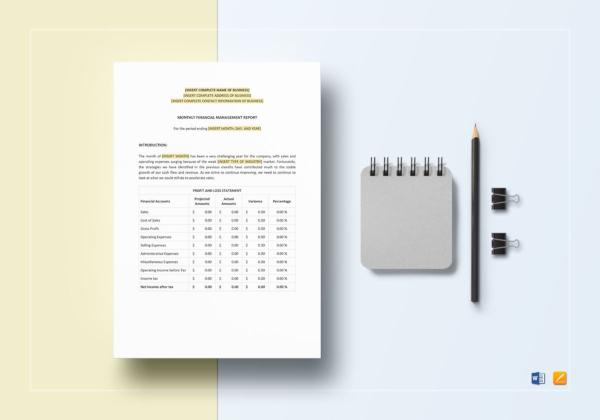 exemplar company budget template