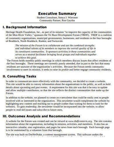 14 Consulting Report Templates In Google Docs Word Pages Pdf Free Premium Templates