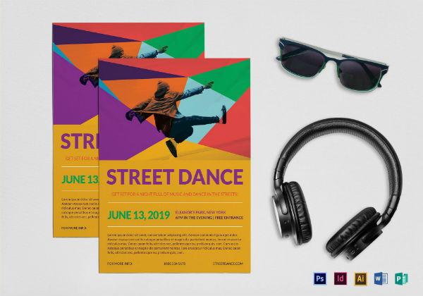 flyer mockup jazzevent vera
