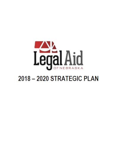 formal legal strategic plan template