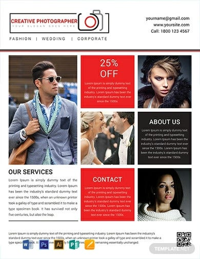 free-creative-photographer-flyer-template
