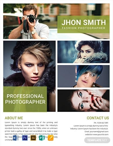 free-fashion-photography-flyer-template