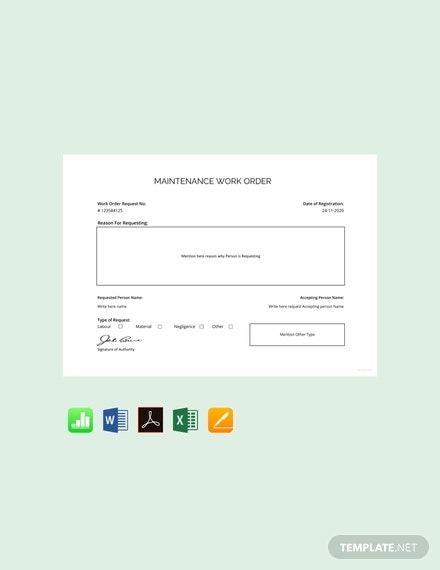 free maintenance work order template 440x570 1