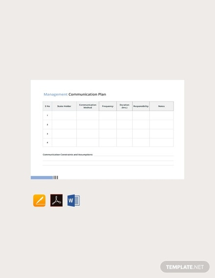 free management communication plan 440x570 1