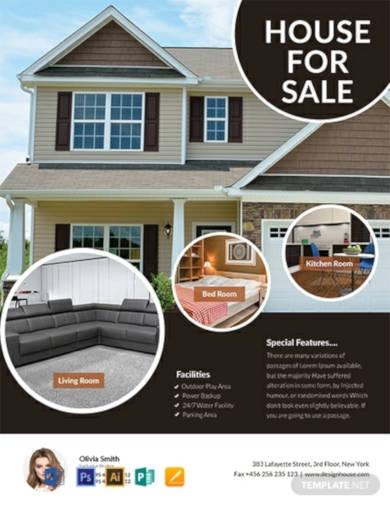 free-modern-open-house-flyer-template