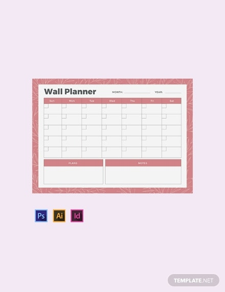 free wall planner template 440x570 11