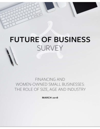 future-of-business-survey-template