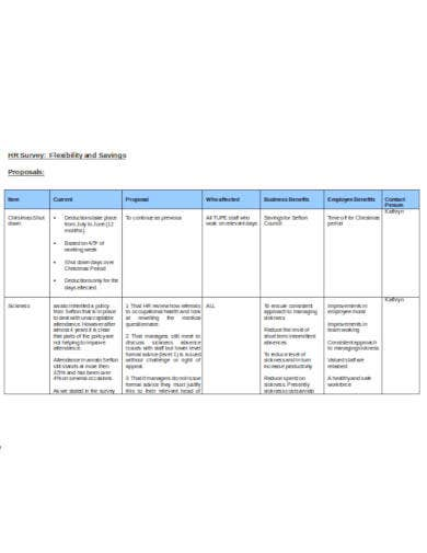 hr-survey-template-in-doc