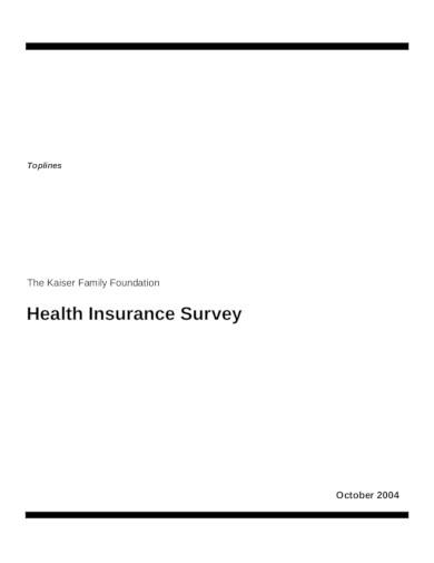 health-insurance-survey-in-pdf