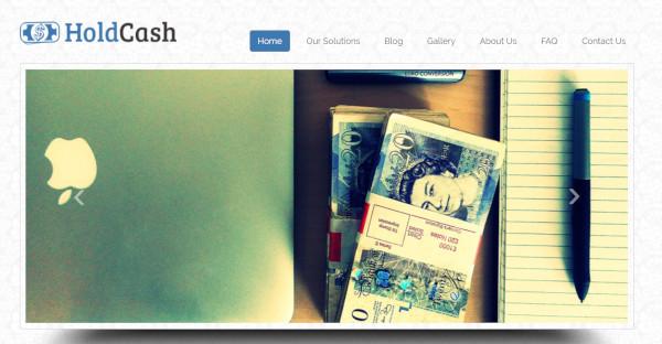 holdcash blog ready wordpress theme
