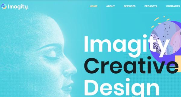 imagity elementor wordpress theme