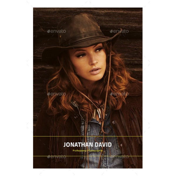 indesign photography portfolio template2