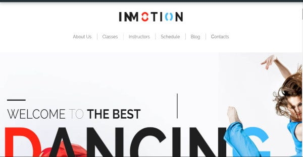 InMotion - User-Friendly WordPress Theme