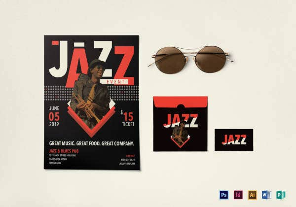 jazz-event-flyer-template