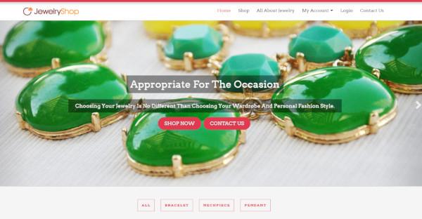 jewelryshop – javascript compatible wordpress theme