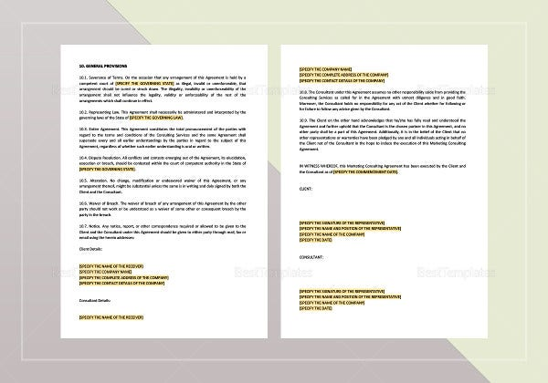 marketing-consulting-agreement-template