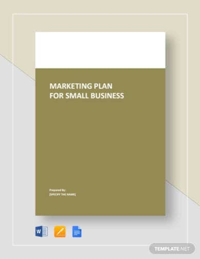 marketing plan for small business1