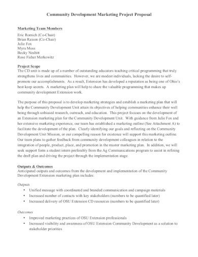 marketing-project-proposal-template