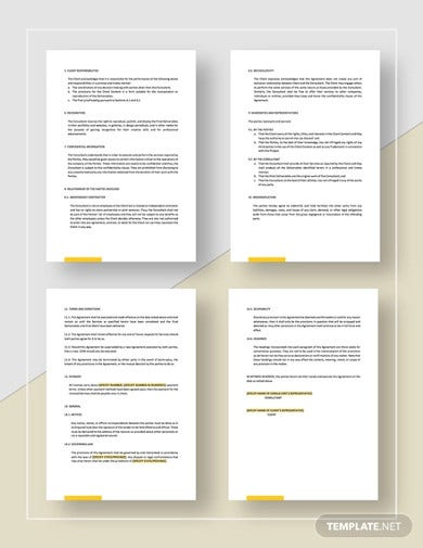 marketing services agreement template1