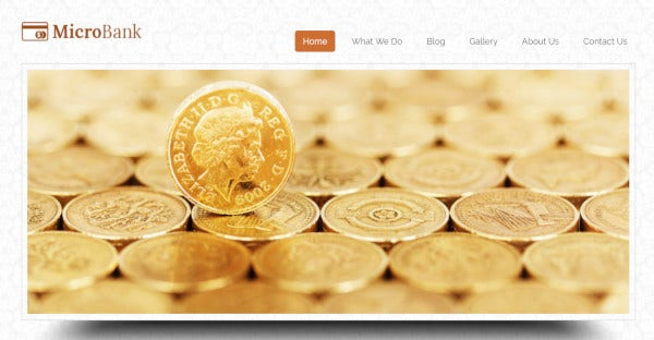 microbank cross browser compatibility wordpress theme