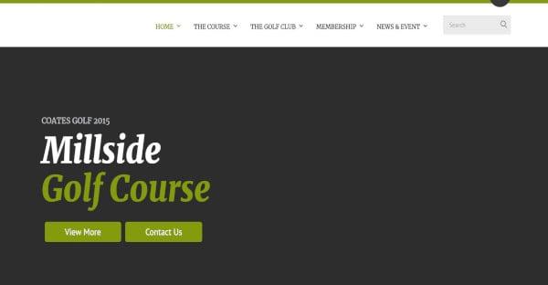 millside – 4 home layouts wordpress theme