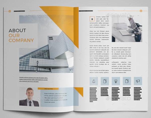 18 Company Profile Templates In Indesign Pdf Doc Ai