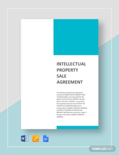 modern ip sales agreement