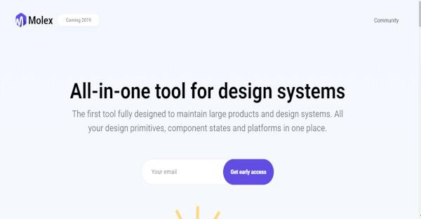 Molex- Elementor WordPress Theme