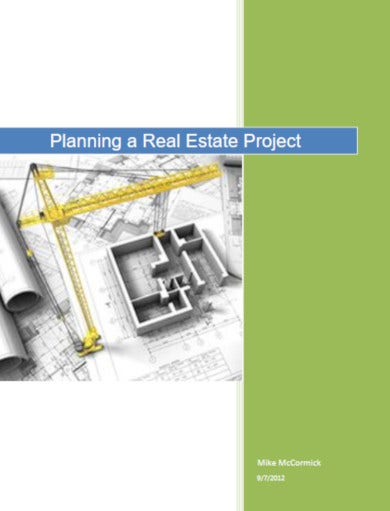 normal real estate project