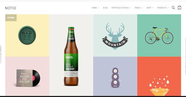 notio – user friendly wordpress theme1