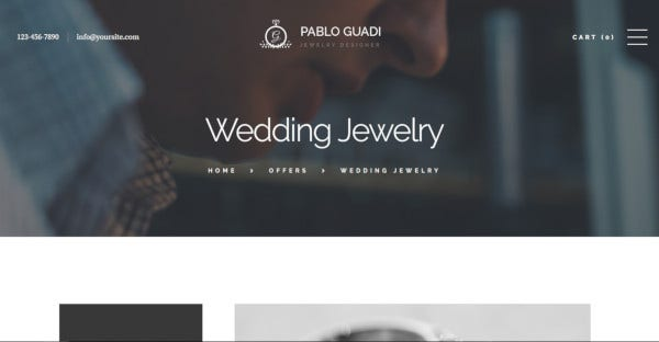Pablo Guadi - WPBakery Page Builder WordPress Theme