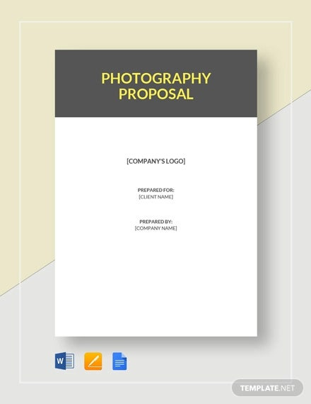 photography proposal template1