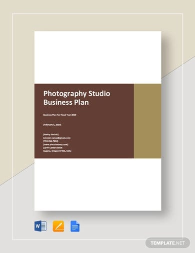 photography-studio-business-plan-template