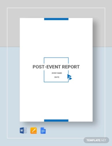 post-event-report-template