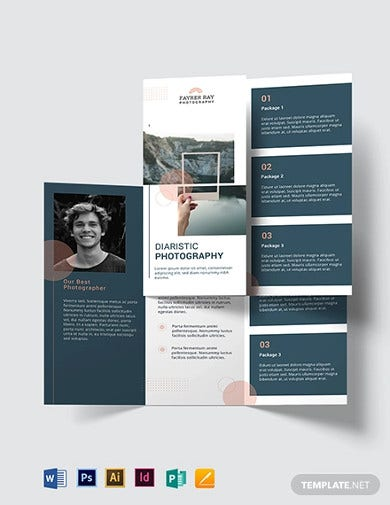 premium photography brochure template1