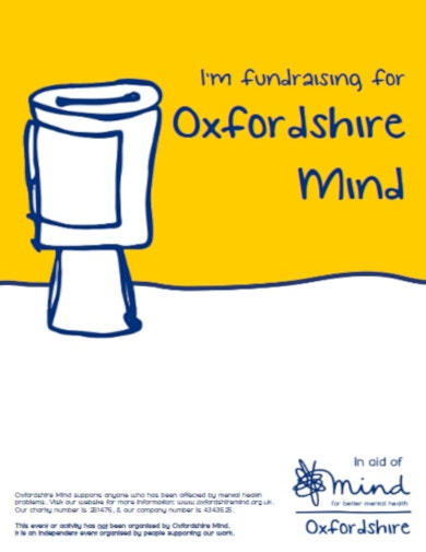 printable fundraising poster