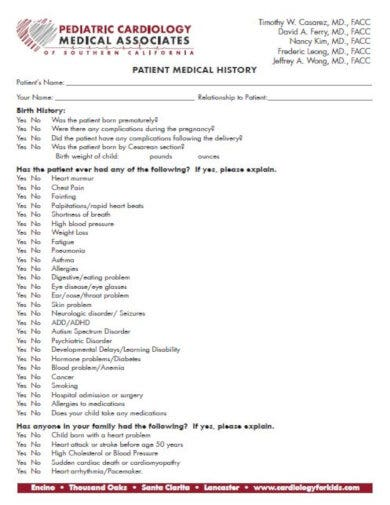 printable medical fax cover letter