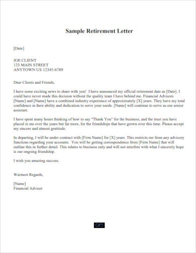 Goodbye Letter To Clients from images.template.net