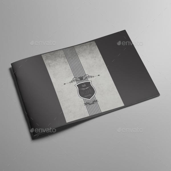 printable royal wedding photobook format