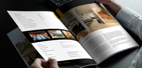 15 Product Catalog Templates Illustrator Indesign Word