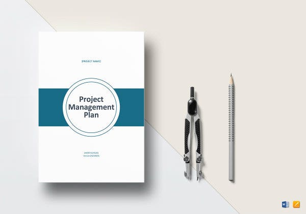 project management plan template mock up1