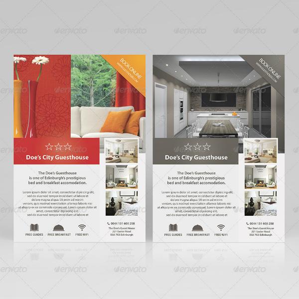 Quality Printable Marketing Leaflet Bundle