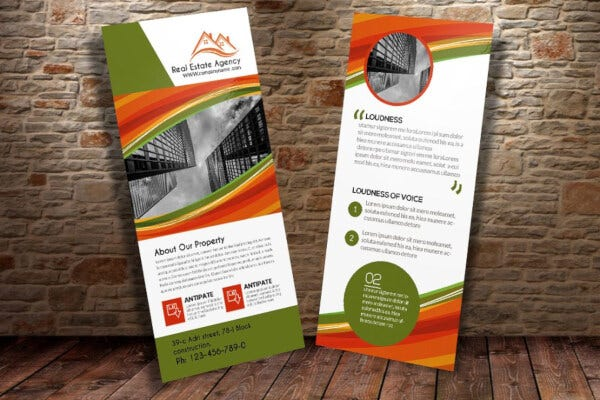real estate agency rack card1
