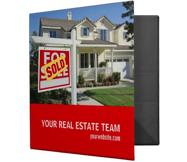 real estate listing portfolio