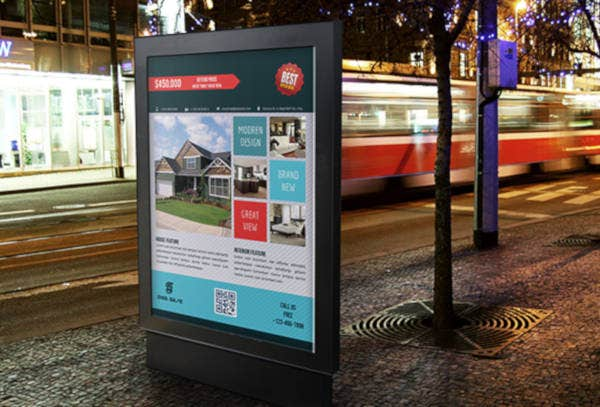 real-estate-poster-design-template