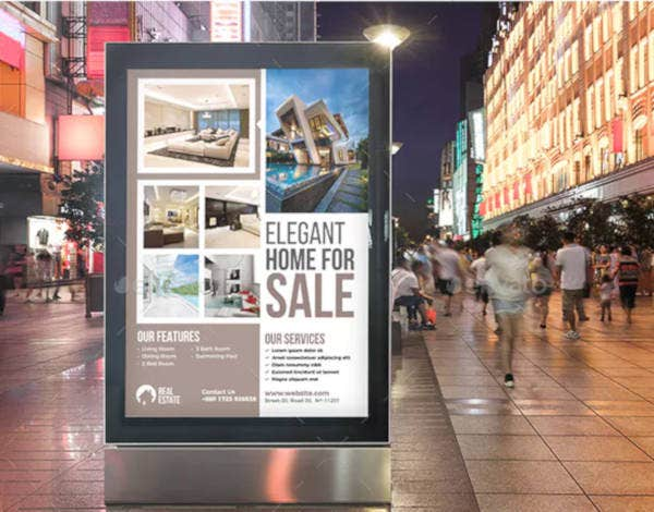 real-estate-poster-template